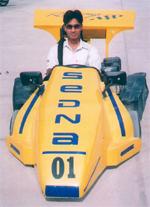 Racing Car - 2005